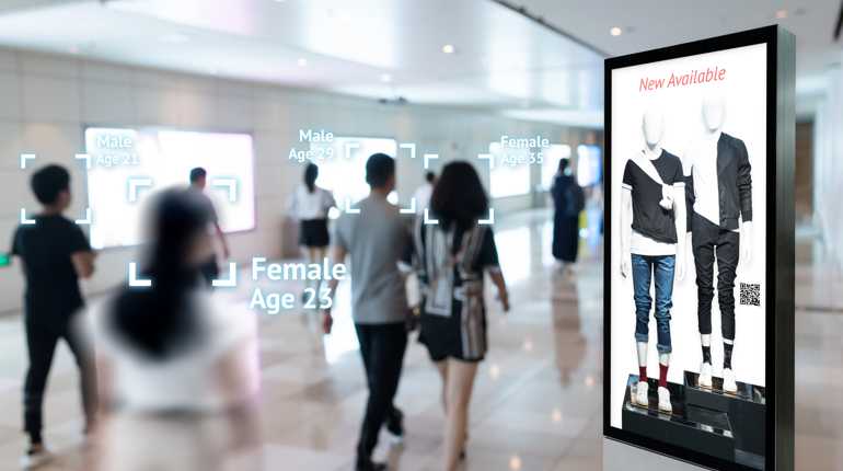 virar Destino microscopio  How Digital Signage is Helping Retailers To Enhance In-store Experiences -  Glider